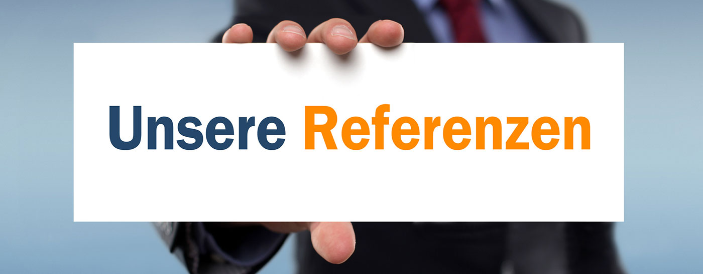 Referenzen unser Kunden