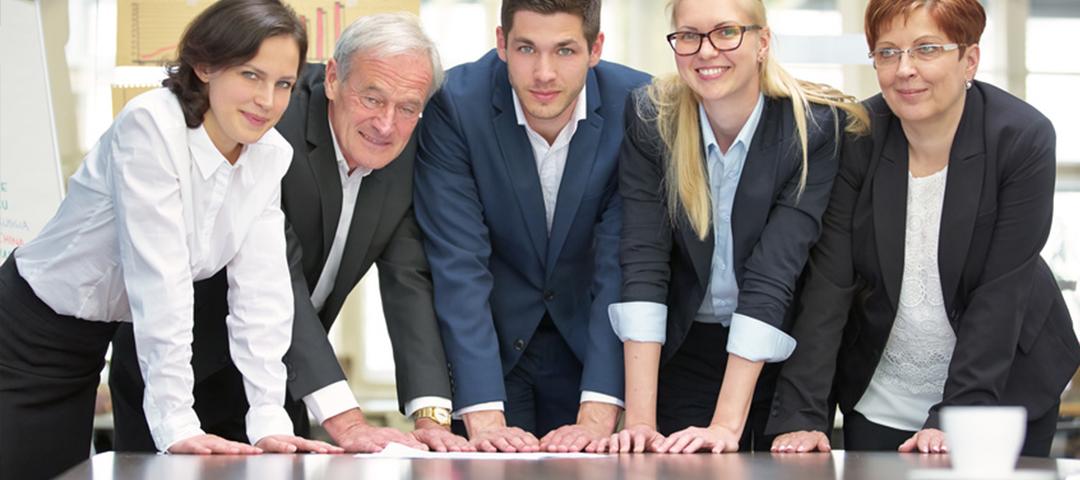 Personalstrategie für KMU gemeinsam entwickeln - UnternehmensWert:Mensch
